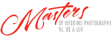 logo van Masters of Wedding Photography